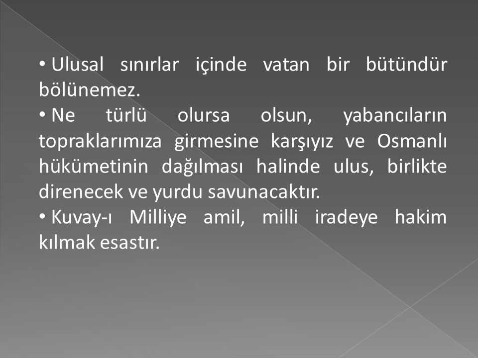 Erzurum Kongresi, 23 Temmuz 1919'da 57 delegenin katılımıyla açılmıştır. Mustafa Kemal Paşa'nın başkanlığında yürütülen ve 7 Ağustos'ta sona eren Kong