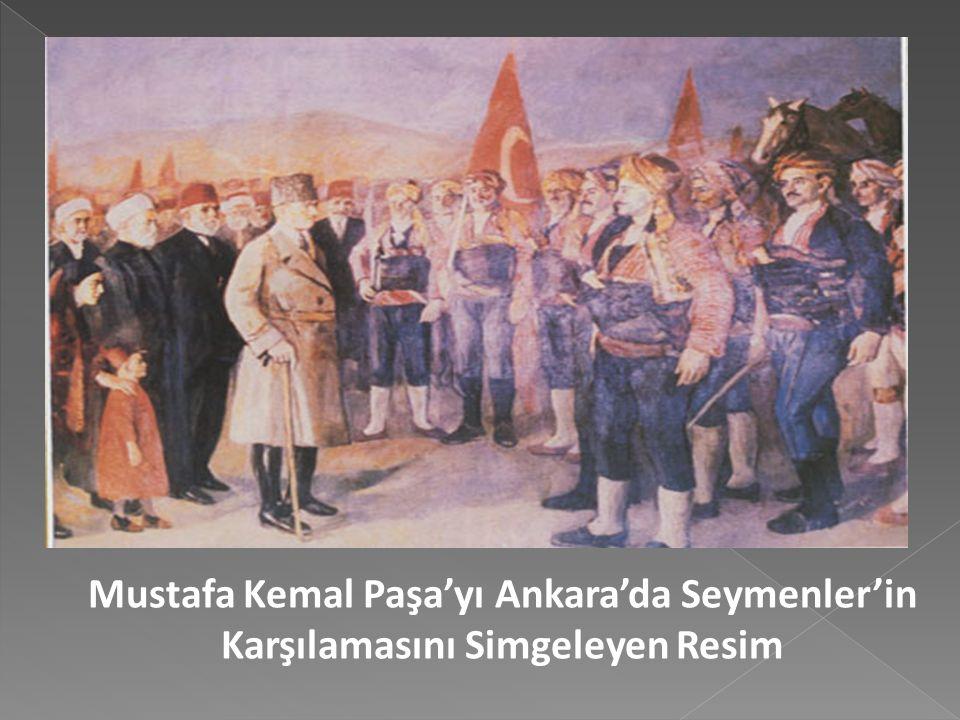 Mebusan Meclisinde Misak-i Milli'nin kabul edilmesi, Anadolu ve Rumeli Müdafaa-i Hukuk Grubunun kurulması, ve kendisinin Meclis Başkanı seçilmesi Must
