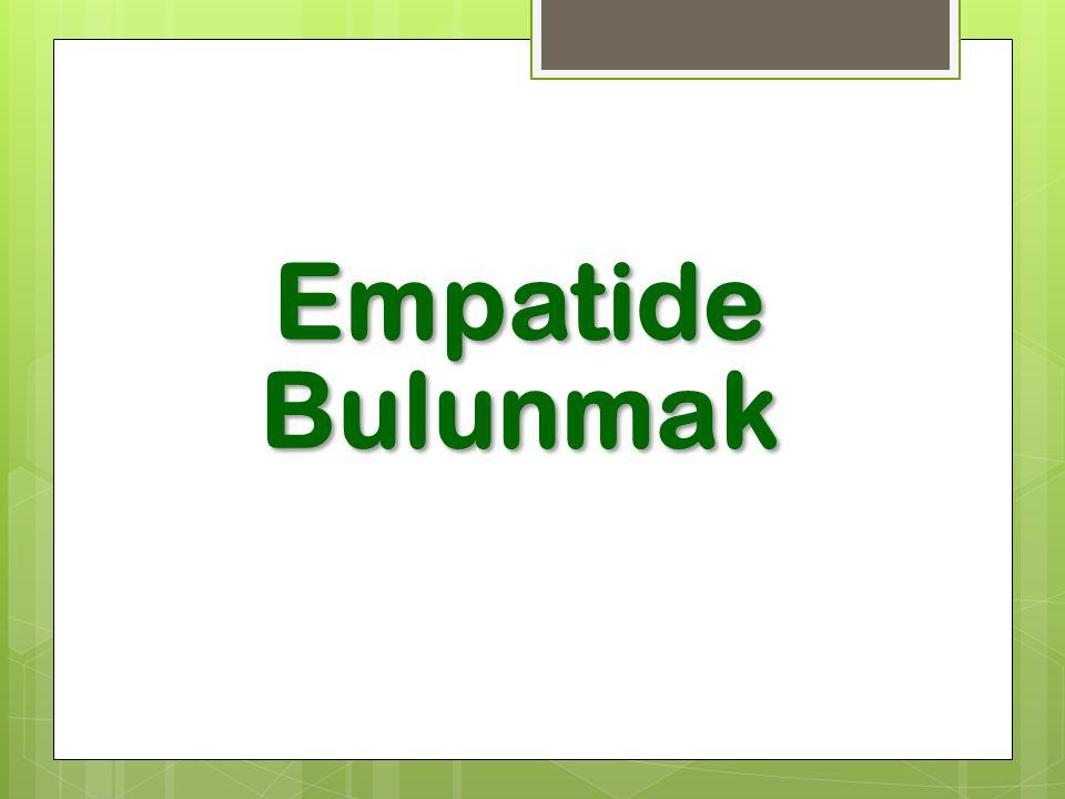 EmpatideBulunmak