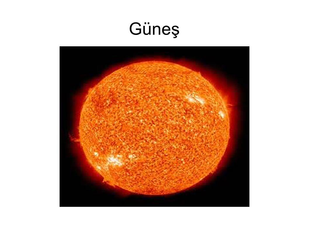 Güneş in Etkisi ● Güneş çok sıcaktır, ● Gezegene benzeyebilir ama yıldızdır, ● Dünya nın yaşam kaynaklarından biridir, ● Uzayda ortaboy yıldızdır.