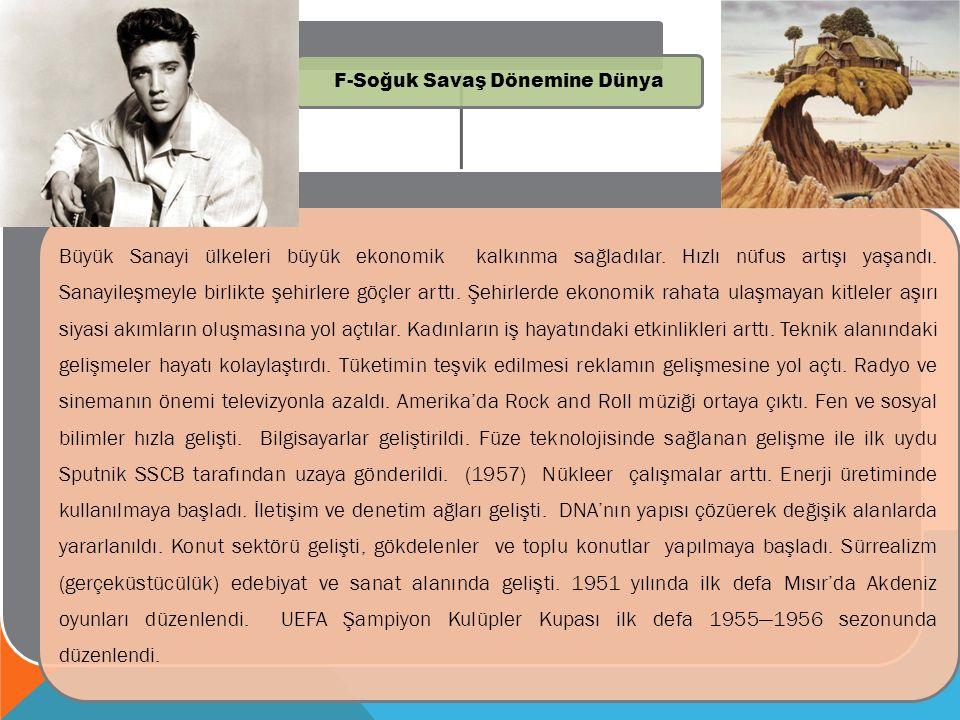 2- Türkiye' Hayat a- Siyaset 1945 yılında çok partili hayat geçişte ilk parti olan Nuri Demirağ tarafından Milli Kalkınma Partisi kuruldu. Daha sonra