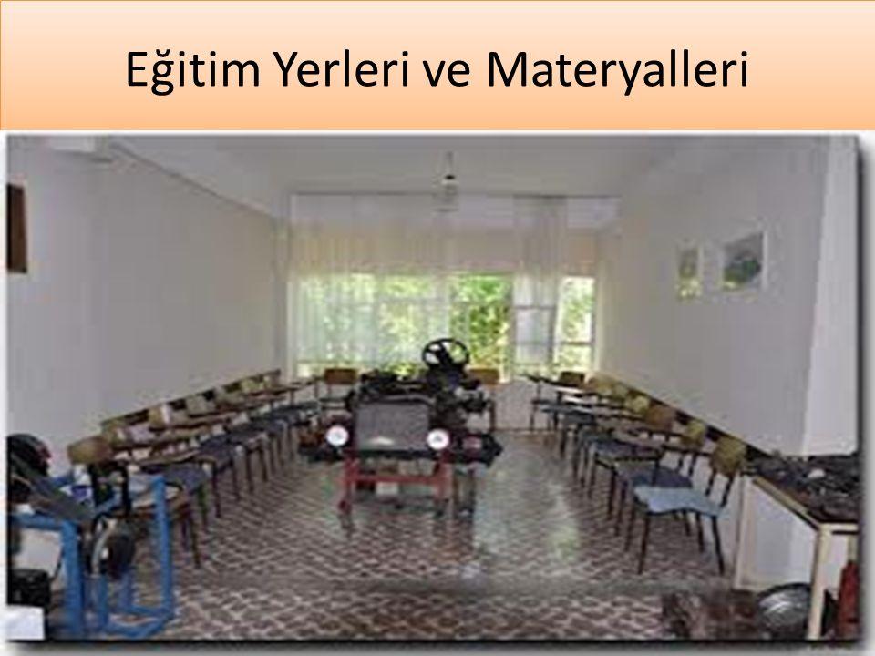 www.cemalsahin.comwww.cemalsahin.co m 10 Eğitim Yerleri ve Materyalleri