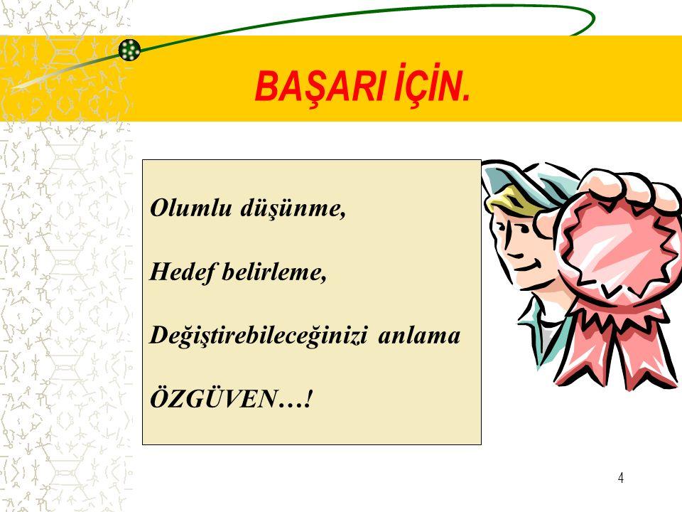 24 TEŞEKKÜRLER www.rehberlikservisi.org