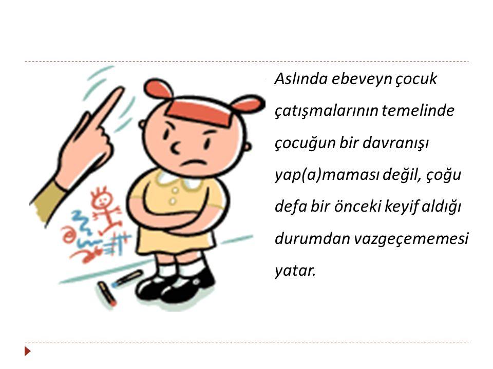 3.Yetersizlik Hissi Çocukluk yıllarında edinilen en yıkıcı his, yetersizlik hissidir.