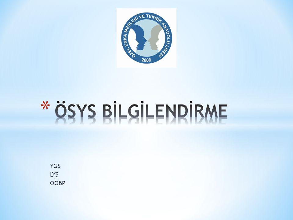 YGS LYS OÖBP