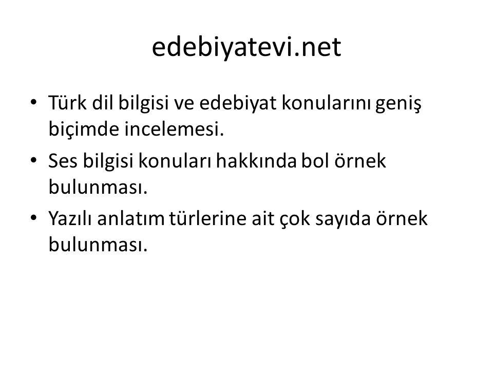 Türk dil bilgisi ve edebiyat konularını geniş biçimde incelemesi.