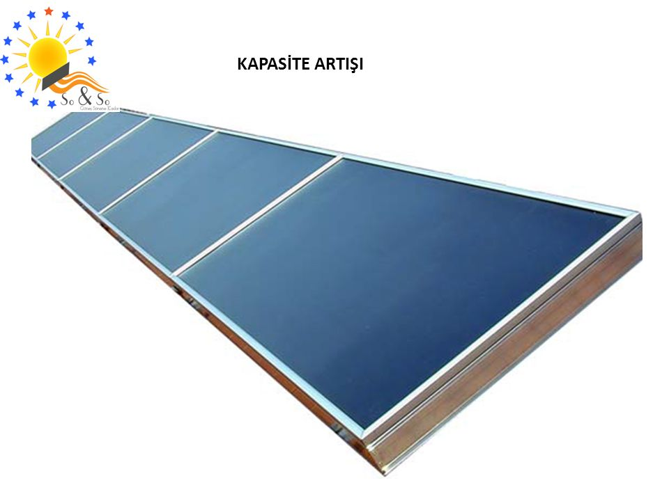 Eğitim kurumlarında Güneş doğduğu anda ısıtma yapmaya başlayan So&So sıcak hava panelleri, aynı zamanda yaşamsal alanların sıcak taze hava ile havalandırılmasını sağlamaktadır.