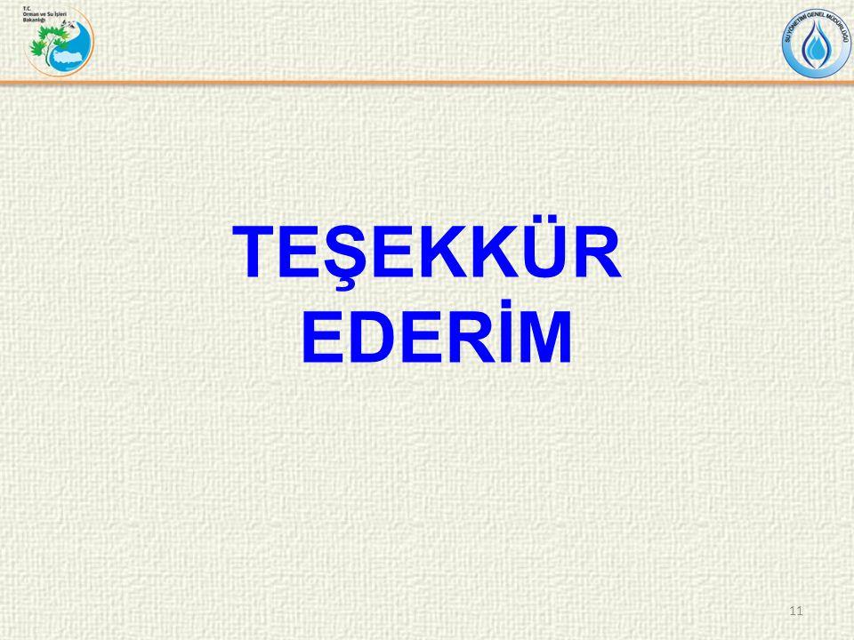 TEŞEKKÜR EDERİM 11