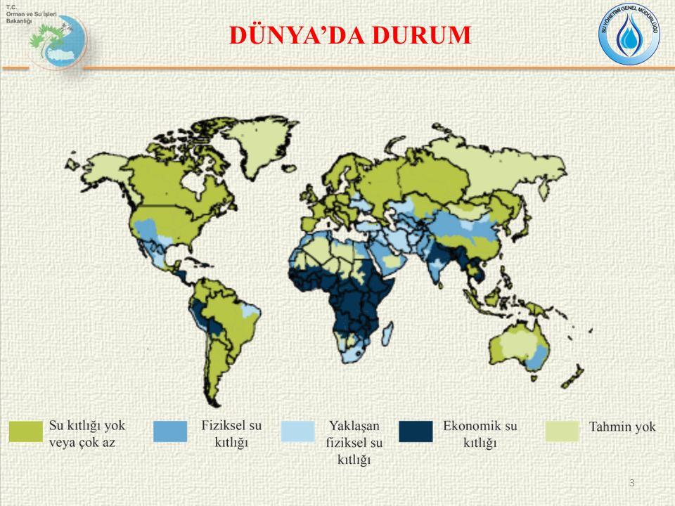 Senaryo 2: Senaryo 1 e ilave olarak tarımsal üretimin mevcut duruma oranla 2040 yılına kadar 1,5 kat artacağı öngörülmüştür.