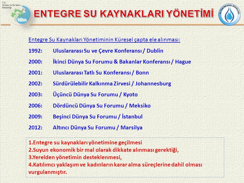 Amaç: İyileştirme önlemlerini gerekçelendirmek Bozulmama ilkesi ve trendleri kontrol etmek Türkiye için sınıflandırma araçları oluşturmak SÇD için su kütlelerini sınıflandırmak İzleme
