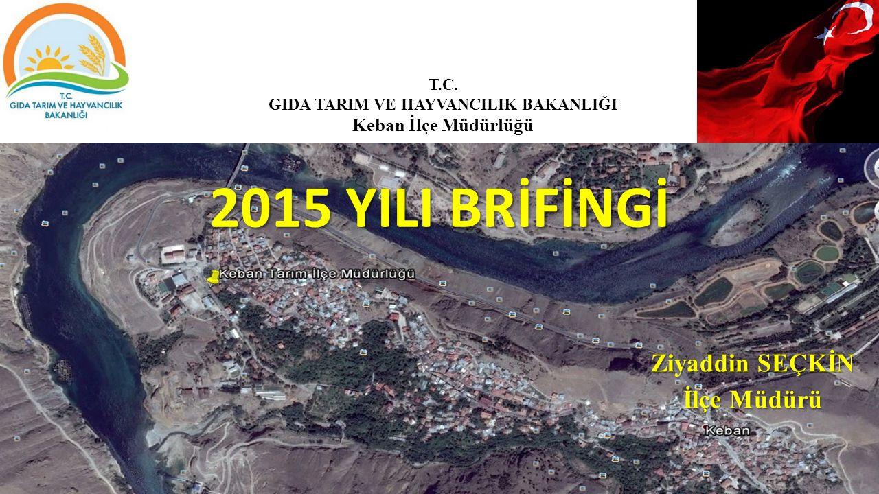 2015 YILI BRİFİNGİ T.C.