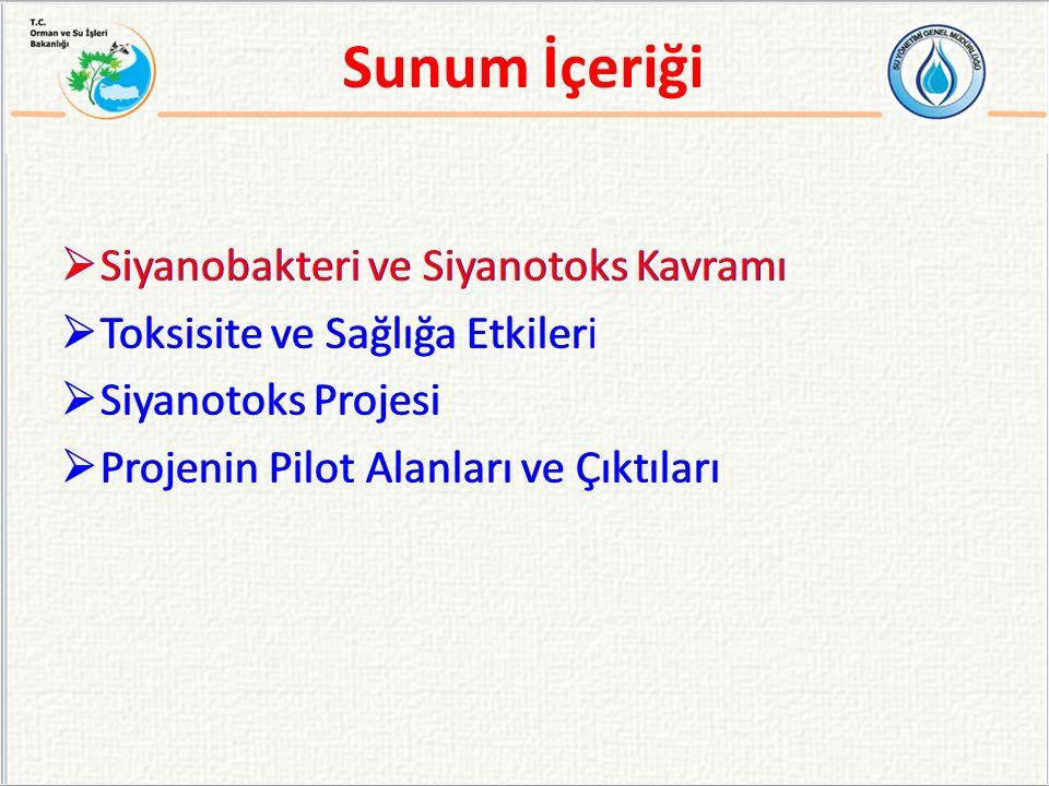  Proje Süresi:2014-2016  Proje Yürütücüsü: OSİB-SYGM  Proje Yüklenicisi: İstanbul Üniversitesi- Su Ürünleri Fakültesi  Kalkınma Bakanlığı 2014 yılı Yatırım Programına sunulan proje 15.12.2014 tarihinde başlamıştır.