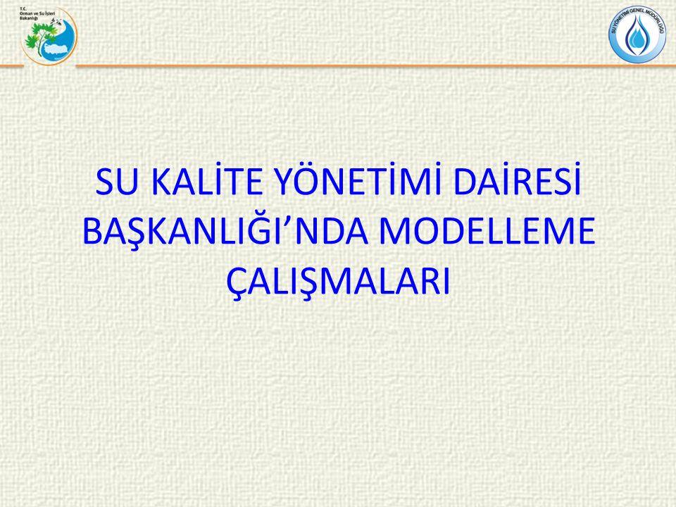 SU KALİTE YÖNETİMİ DAİRESİ BAŞKANLIĞI'NDA MODELLEME ÇALIŞMALARI
