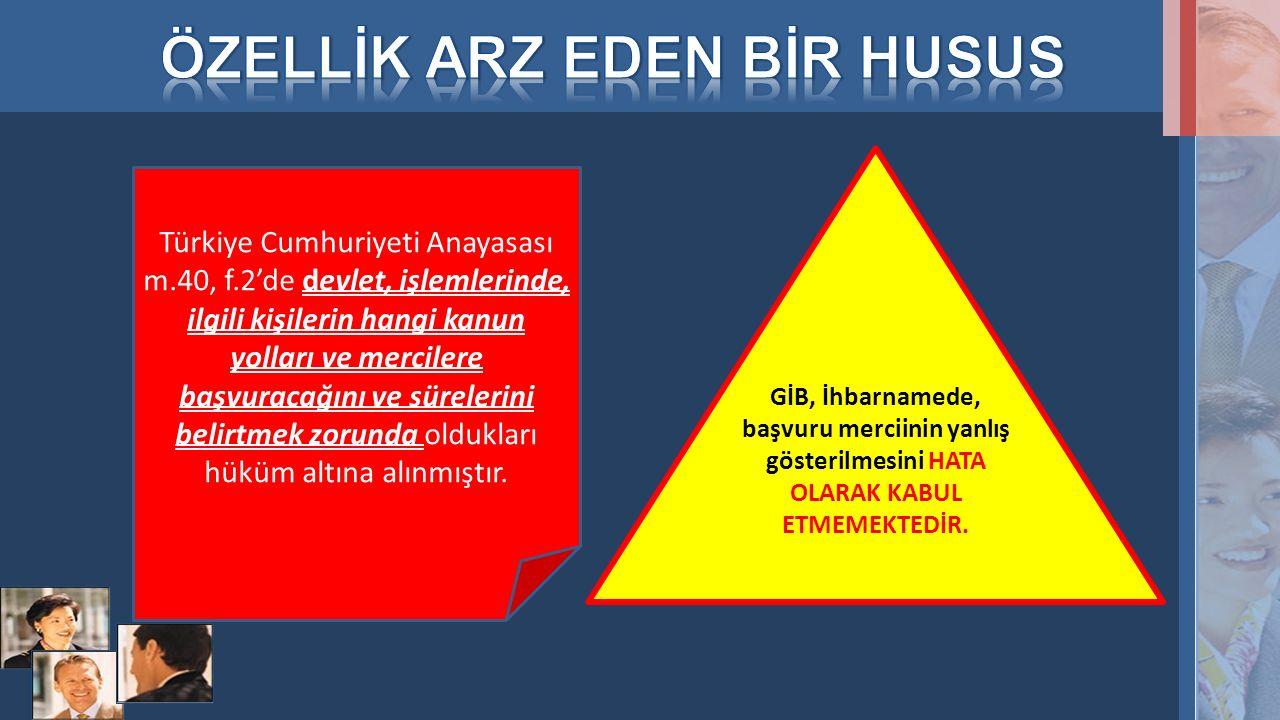 Türkiye Cumhuriyeti Anayasası m.40, f.2'de devlet, işlemlerinde, ilgili kişilerin hangi kanun yolları ve mercilere başvuracağını ve sürelerini belirtm