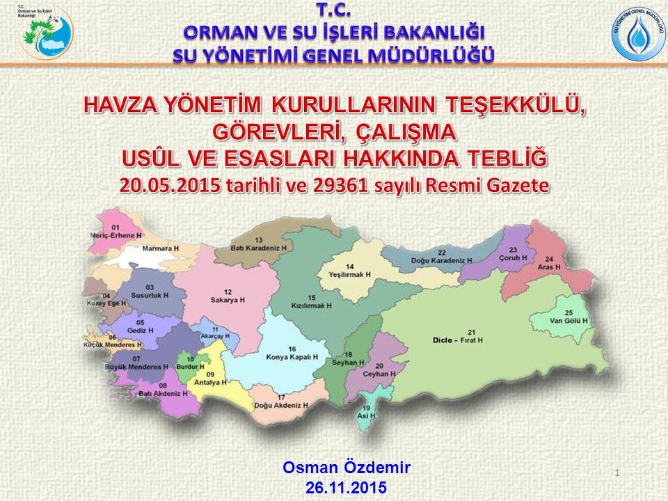 1 Osman Özdemir 26.11.2015