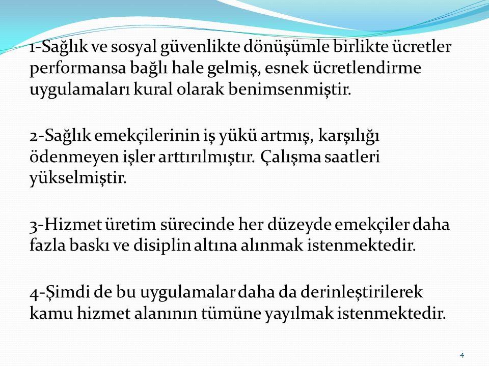 AKP taşeron işçilere kadro verecek mi.