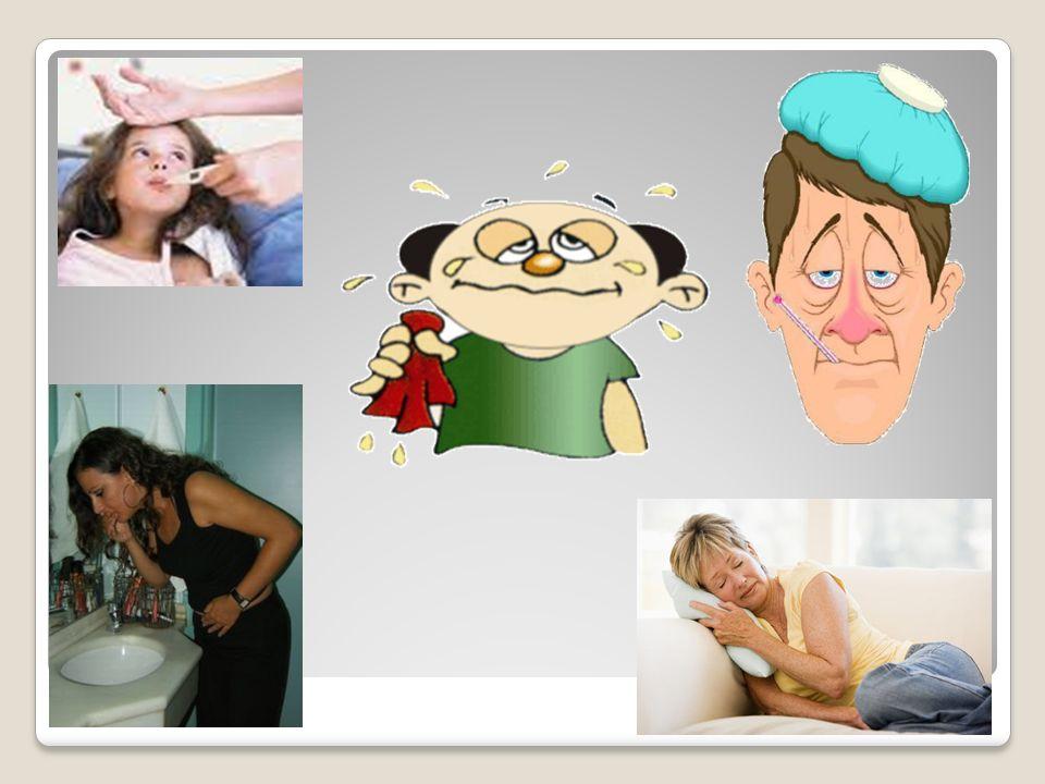 Ateş Halsizlik İştahsızlık Karın ağrısı Baş ağrısı Bulantı Kusma İshal ortaya çıkarsa hemen bir sağlık kuruluşuna başvurunuz.