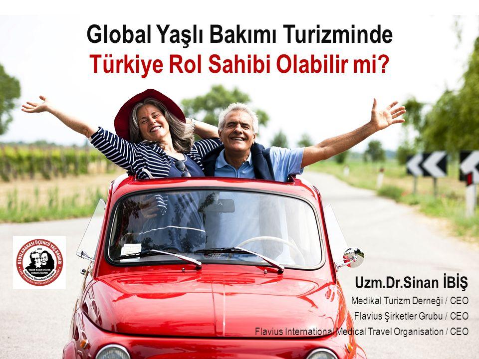 Global Yaşlı Bakımı Turizminde Türkiye Rol Sahibi Olabilir mi.