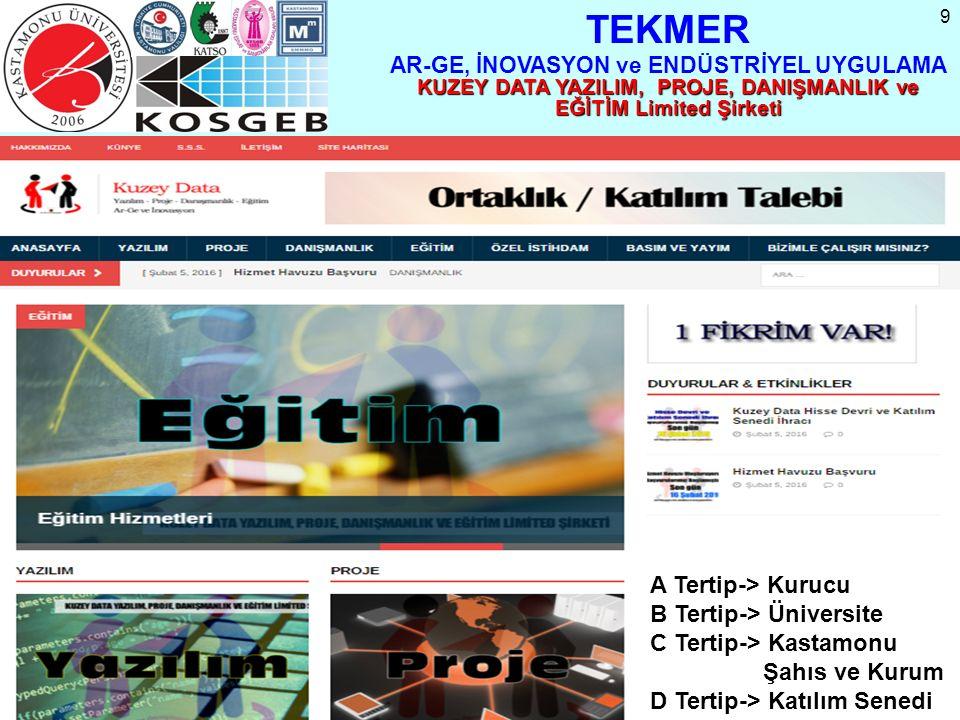 60 ISILSAN Makina Sanayii ve Ticaret Ltd.Şti.Arge ATAMAK Makina İmalat Müh.