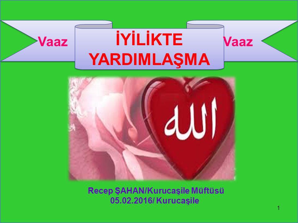 2 El-Birr,Kur'ani bir kavramdır.Türkçeye İYİLİK diye terceme edilebilir.
