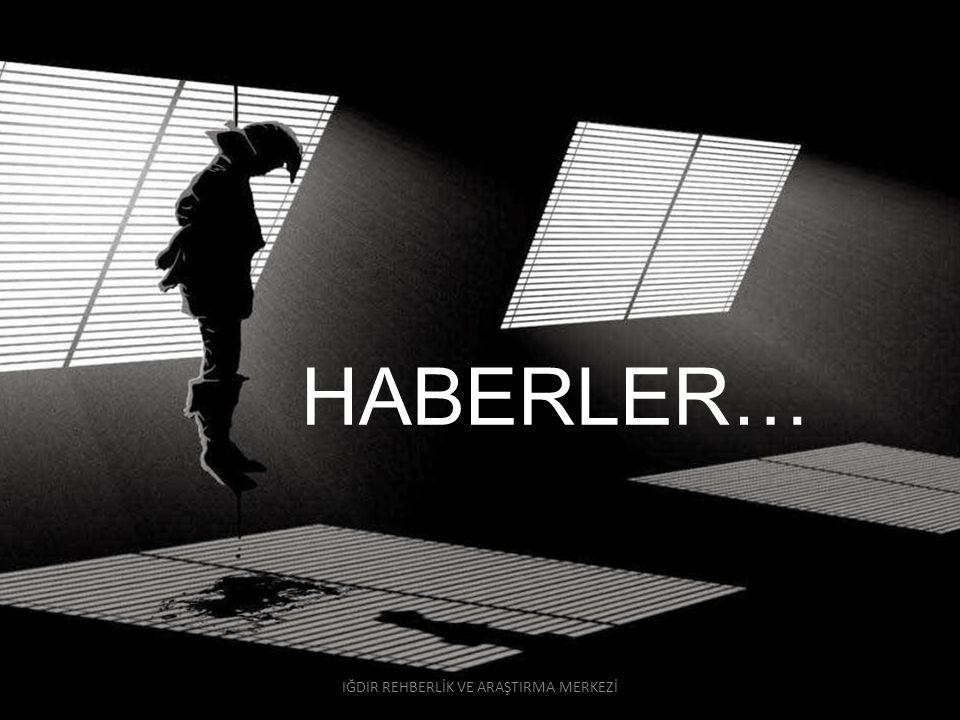 HABERLER… IĞDIR REHBERLİK VE ARAŞTIRMA MERKEZİ