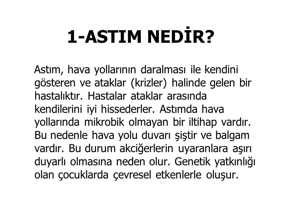 1-ASTIM NEDİR.