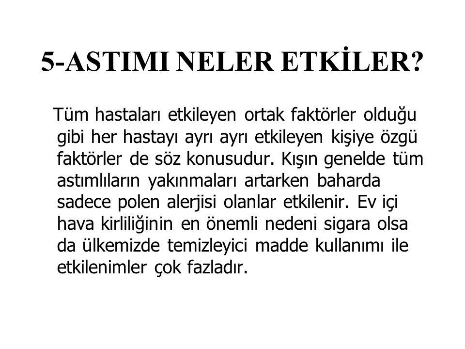 5-ASTIMI NELER ETKİLER.