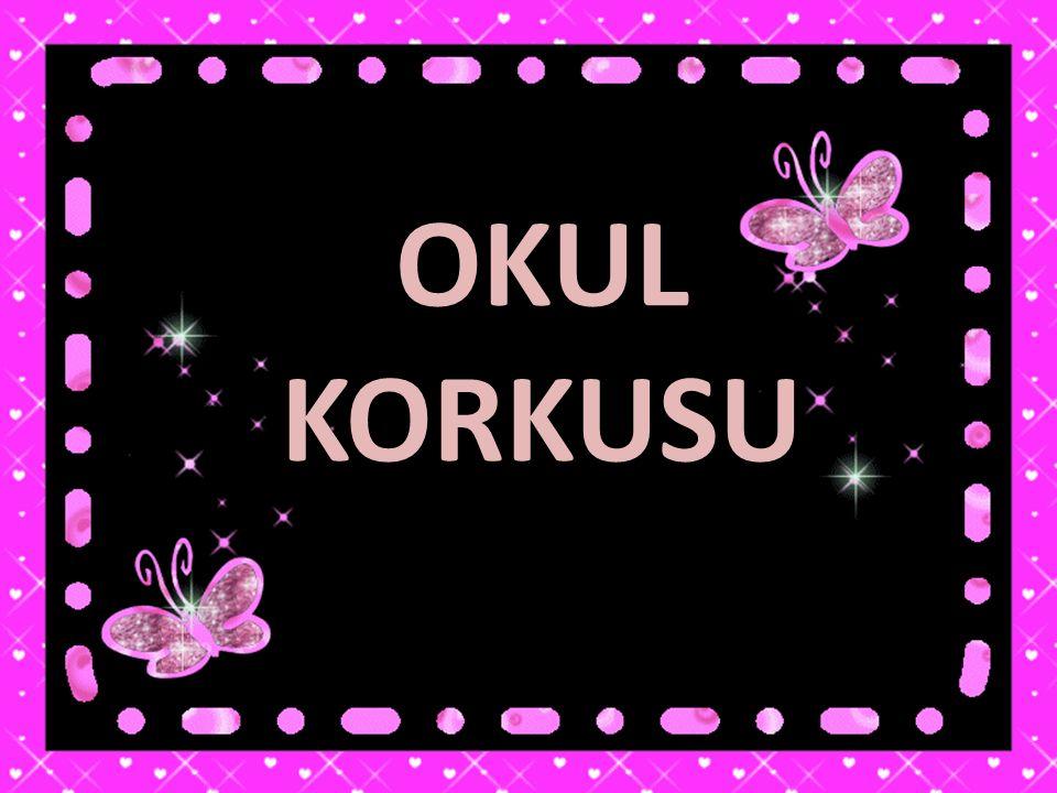 OKUL KORKUSU