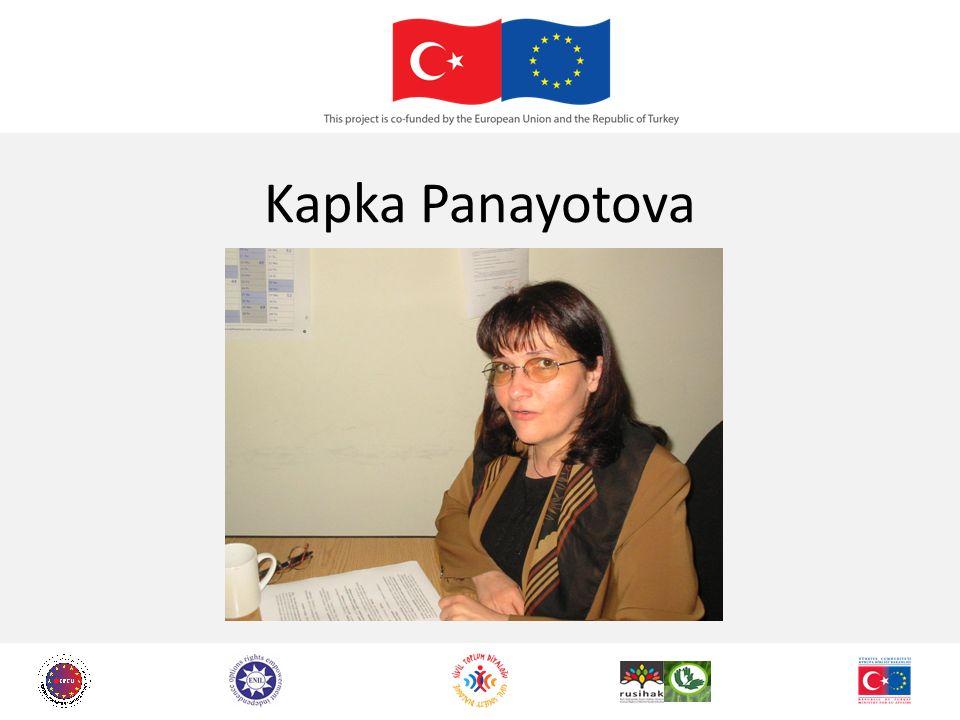 Kapka Panayotova