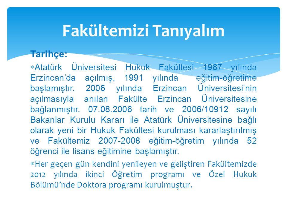 Atatürk Üniversitesi tanıtım filmine ulaşmak için tıklayınız.
