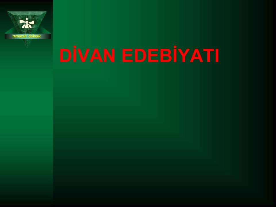 Türk-İslâm kültür ve medeniyetinin etkisinde 13-19. yy. arasında oluşup gelişen bir edebiyattır.