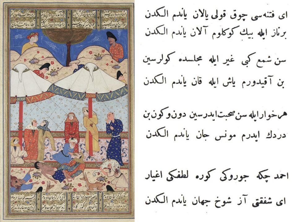 Divan edebiyatının zirve noktasına çıktığı sosyal, edibane ve kültürel yaşam dönemlerinde şiir gündelik hayatın bir parçasıdır.