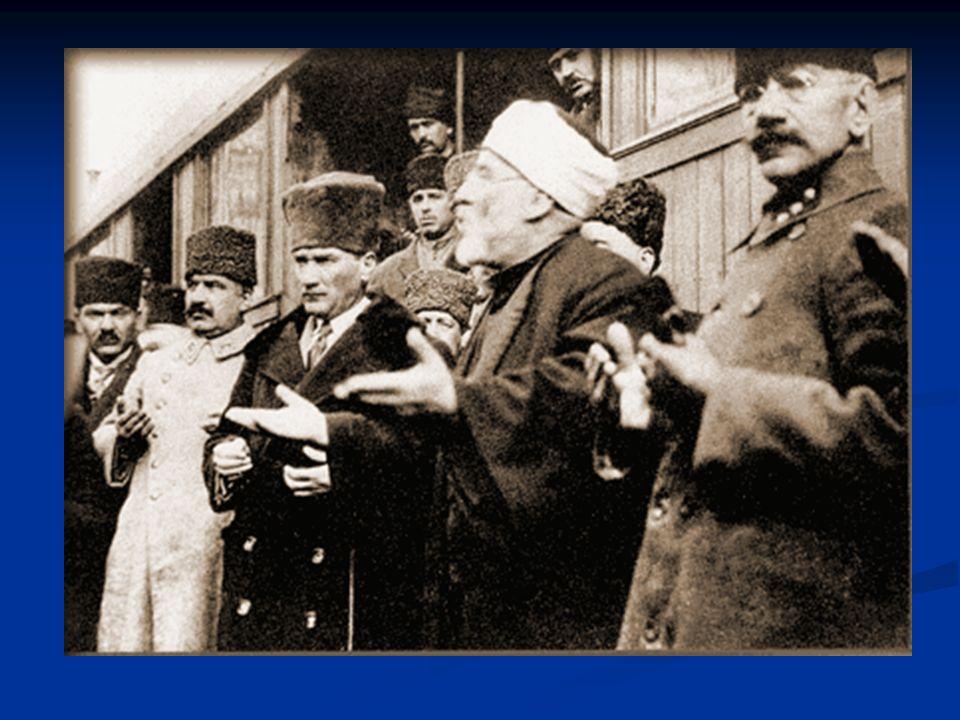 Bu görüşmelerin yapılması İstanbul hükümeti tarafından Heyet-i Temsiliye'nin tanındığını gösterir.