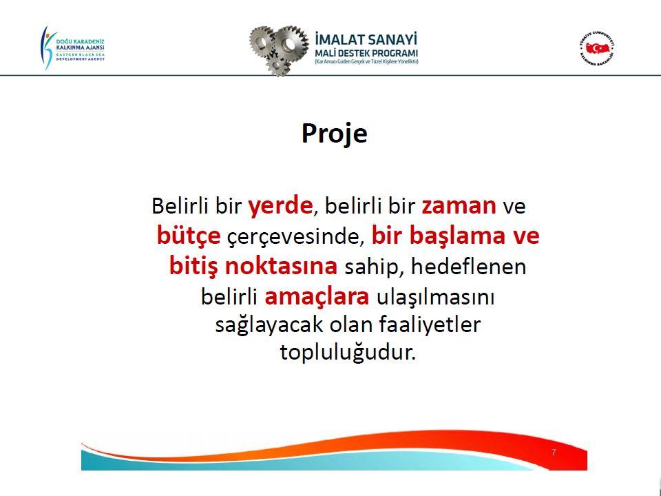 ŞİMDİ KAYS KULLANIMI EĞİTİMİ Başvuru Sahiplerine yardımcı olmak amacıyla, Proje tesliminden önce, 05-09 Mayıs 2014 tarihlerinde her ilde Teknik Masa yardımı verilecek olup, randevular www.doka.org.tr adresinden verilecektir.