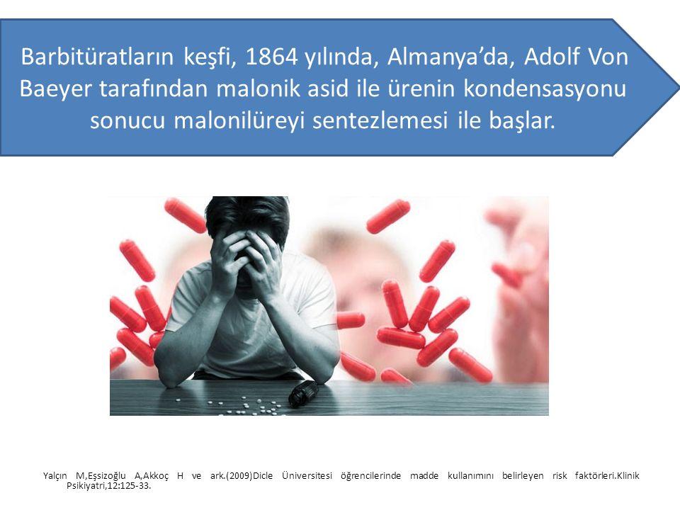 Yalçın M,Eşsizoğlu A,Akkoç H ve ark.(2009)Dicle Üniversitesi öğrencilerinde madde kullanımını belirleyen risk faktörleri.Klinik Psikiyatri,12:125-33.