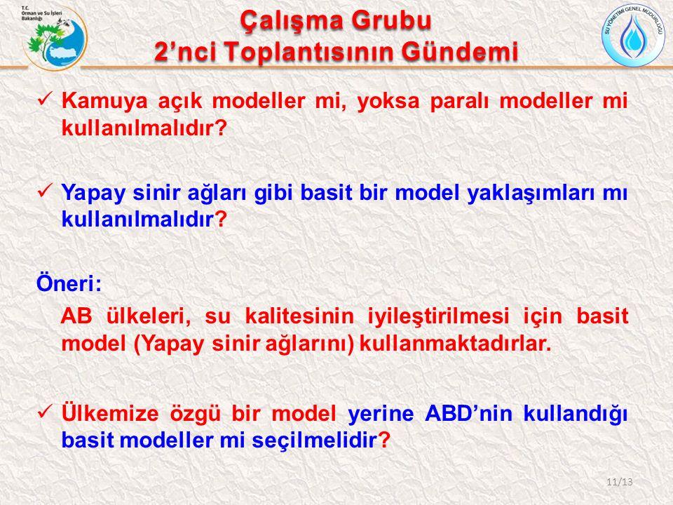 Kamuya açık modeller mi, yoksa paralı modeller mi kullanılmalıdır? Yapay sinir ağları gibi basit bir model yaklaşımları mı kullanılmalıdır? Öneri: AB