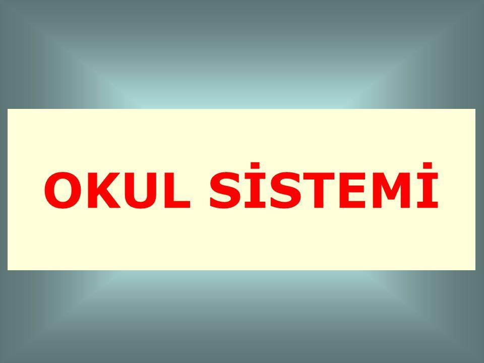 OKUL SİSTEMİ