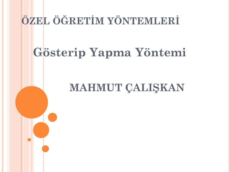 EKSİK YÖNLERİ 5.