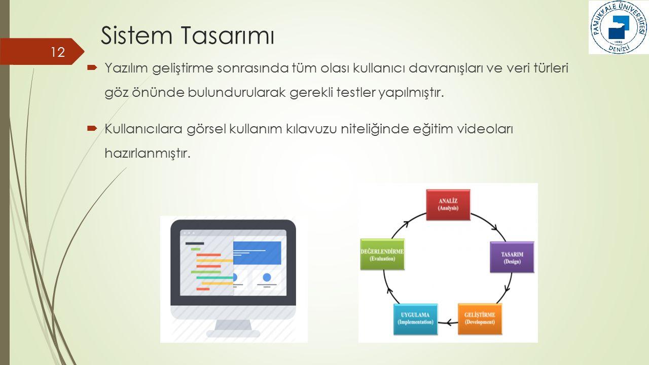 13 Şekil 1: Topluluk Yönetim Bilgi Sistemi Genel Bakış Diyagramı Sistem Tasarımı - 2