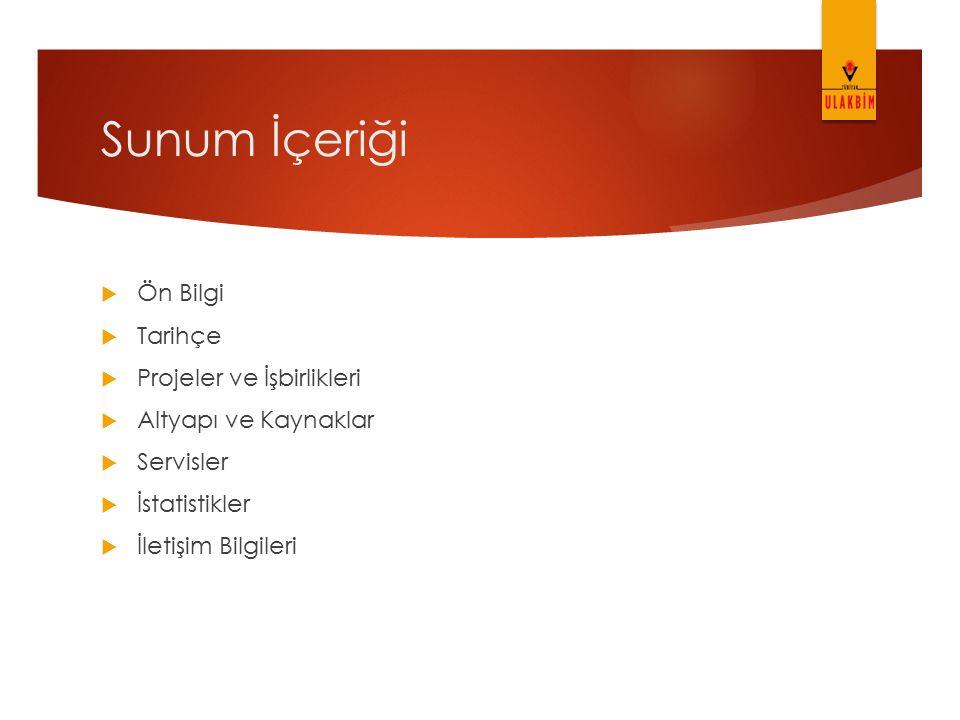 Projeler ve İş Birlikleri Turkish Aerospace Industries Boğaziçi Üniversitesi Kandilli Rasathanesi ve Deprem Araştırma Enstitüsü