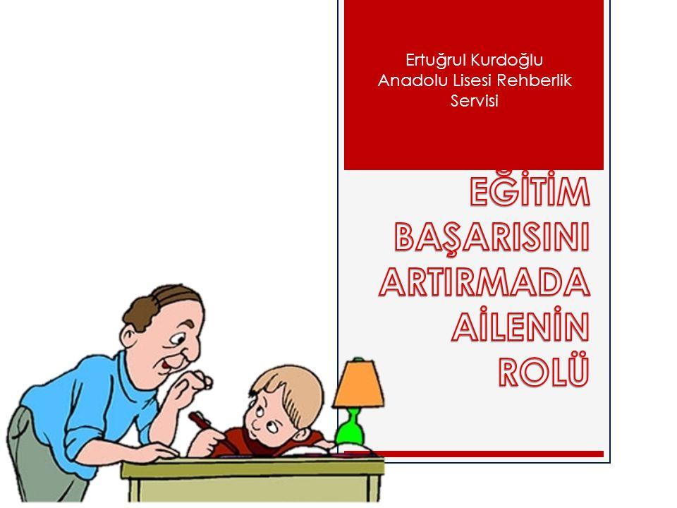 Çocuklarınıza sürekli ders çalışmaları için baskı yapmayın.