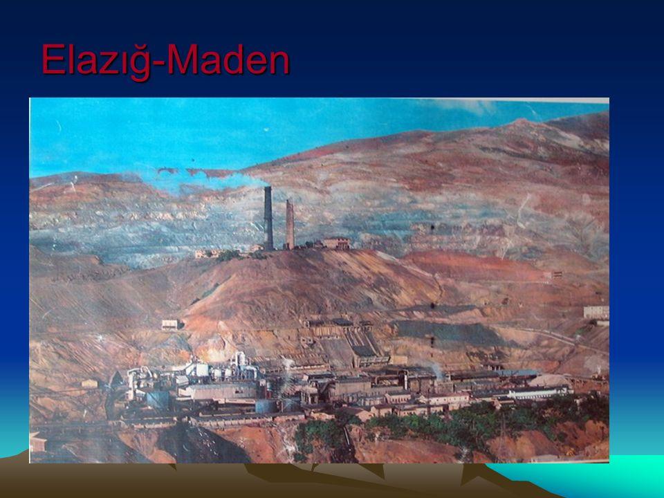 Elazığ-Maden