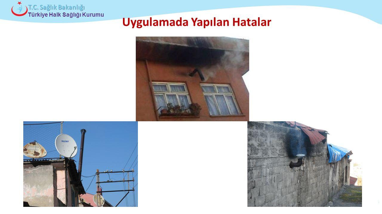 Çocuk ve Ergen Sağlığı Daire Başkanlığı Türkiye Halk Sağlığı Kurumu T.C. Sağlık Bakanlığı Uygulamada Yapılan Hatalar