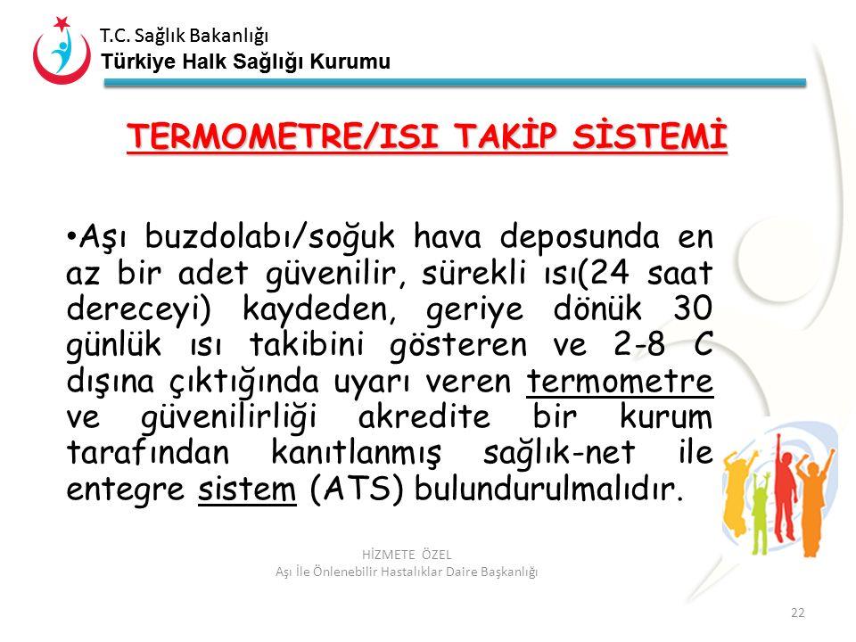 T.C. Sağlık Bakanlığı Türkiye Halk Sağlığı Kurumu T.C. Sağlık Bakanlığı Türkiye Halk Sağlığı Kurumu 22 HİZMETE ÖZEL Aşı İle Önlenebilir Hastalıklar Da