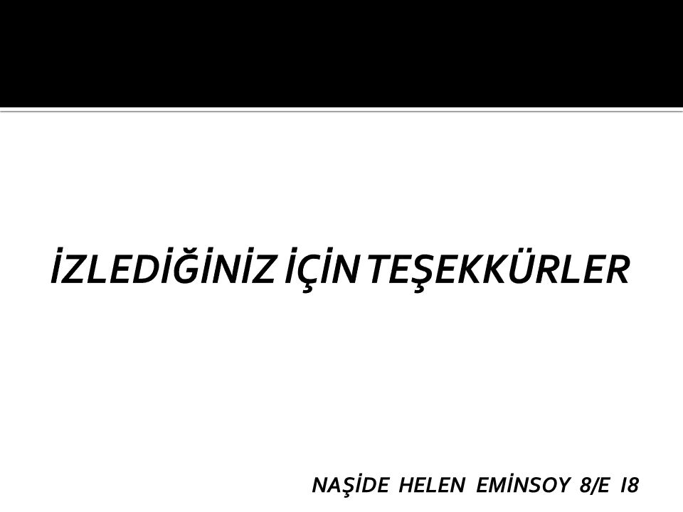 NAŞİDE HELEN EMİNSOY 8/E I8