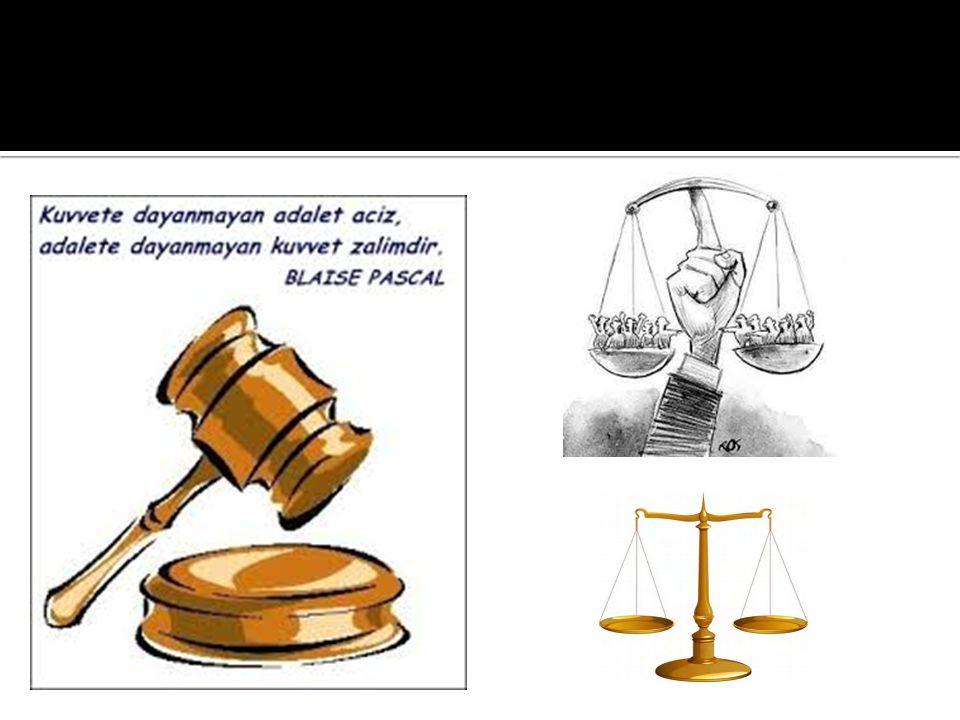  Hz.Peygamber, hak hususunda hiç kimseye en küçük ayrıcalık tanımamıştır.