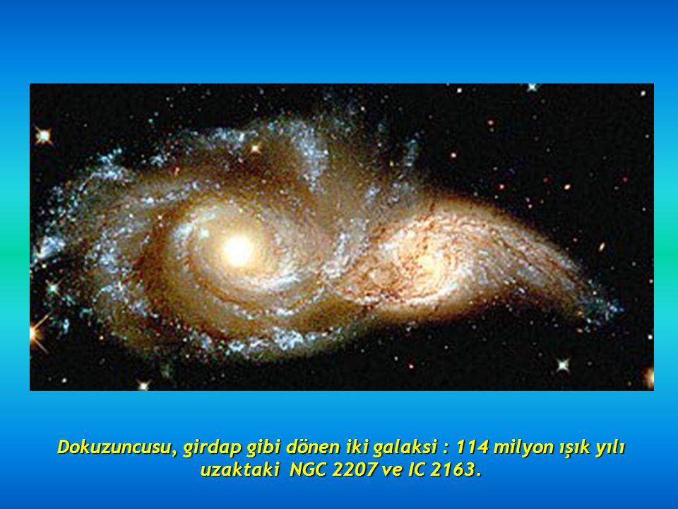 Sekizinci olarak, Yıldızlı Gece adındaki muhteşem resim.