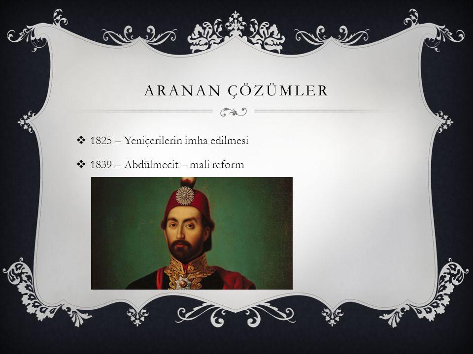 OSMANLı DEVLETI'NIN BATıLı DEVLETLERLE REKABET EDEMEMESININ BAŞLıCA NEDENLERI  Batı'daki Rönesans ve reform  Padişahların yeteneksizliği  Osmanlı parasının değerinin düşmesi- enflasyon  Osmanlı'nın sömürgeci bir yapıya sahip olamaması  Savaşların gelir kaynağı olarak görülmesi  Kapitülasyonlar  Osmanlı'nın açık denizlere tam anlamıyla egemen olamaması