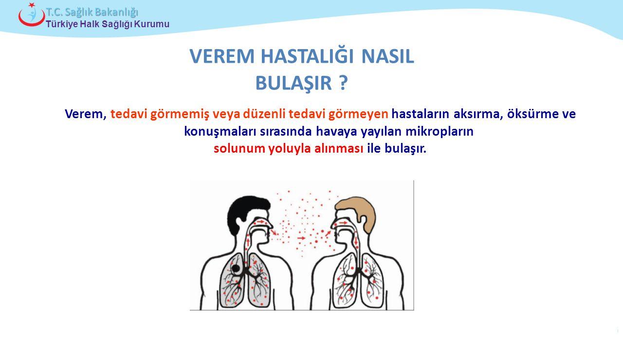Çocuk ve Ergen Sağlığı Daire Başkanlığı Türkiye Halk Sağlığı Kurumu T.C. Sağlık Bakanlığı Verem, tedavi görmemiş veya düzenli tedavi görmeyen hastalar
