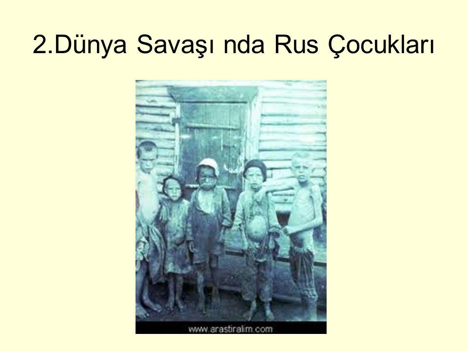 Bizim şiş kebaba Ruslar Şaşlık diyorlar.